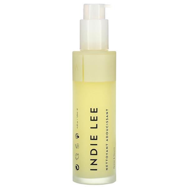 Indie Lee, Soothing Cleanser, 4.2 fl oz (125 ml)