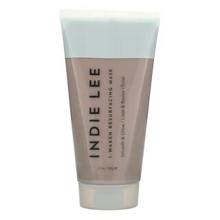 Indie Lee, I-Waken Resurfacing Beauty Mask, 1.7 oz (50 g)