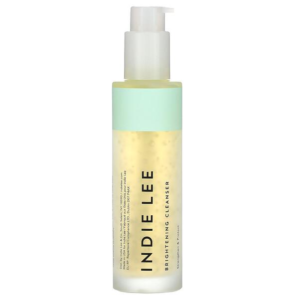 Indie Lee, Brightening Cleanser, 4.2 fl oz (125 ml)  (Discontinued Item)