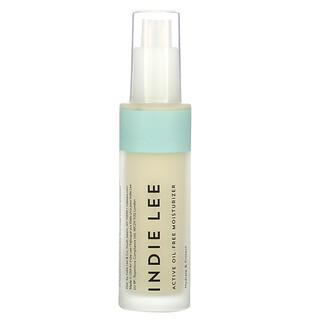 Indie Lee, Active Oil Free Moisturizer, 1.7 fl oz (50 ml)