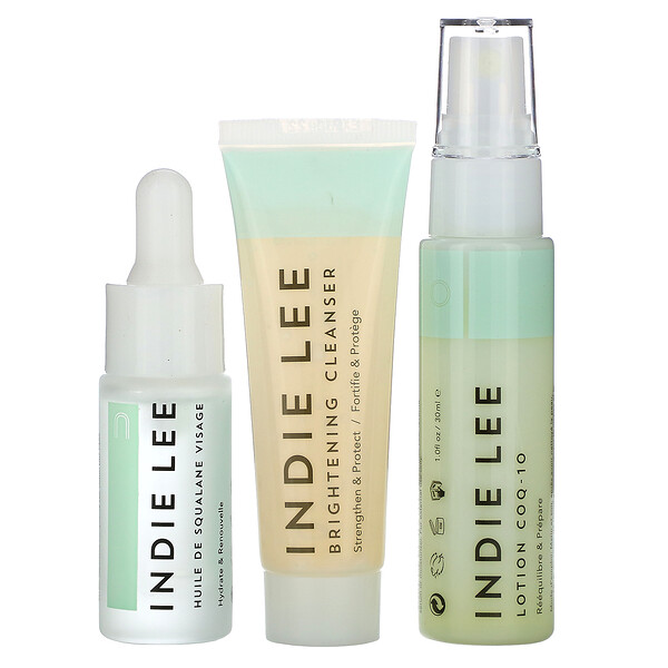 Indie Lee, Discovery Kit, 3 Piece Kit