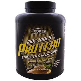 iForce Nutrition, 100% сывороточный протеин, Ванильная мечта, 69 унций (1,95 кг)