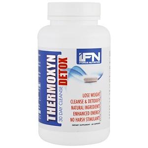iForce Nutrition, Термоксин детокс, 60 капсул