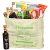 iHerb Goods, Eco-Friendly Grocery Tote Bag, 1 Bag (Discontinued Item)