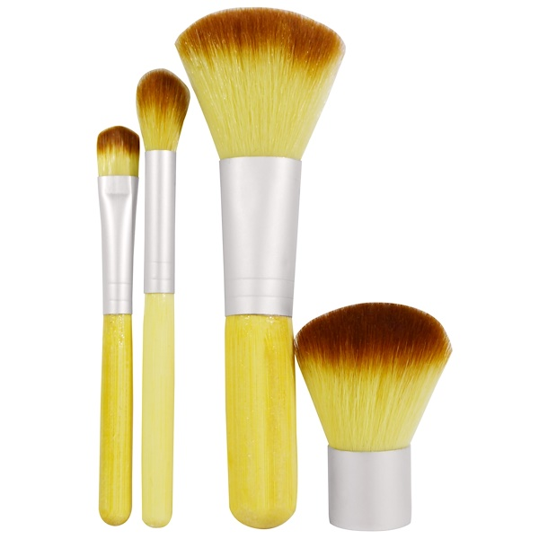 Madre Labs, Madre Labs Five-Piece Cosmetic Mini-Brush Set (Discontinued Item)