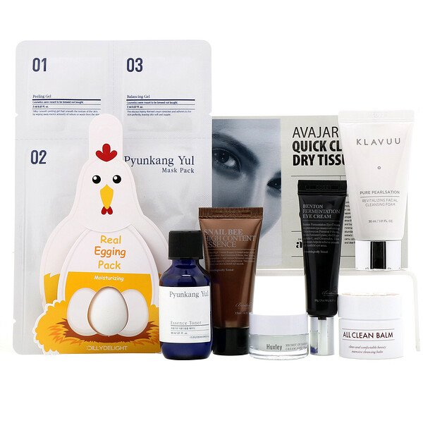 iHerb Goods, K-Beauty Bag (Discontinued Item)