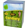 India Herbs, Cardiofy, Cardiovascular System Support, 60 Veggie Caps (Discontinued Item)