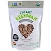 I Heart Keenwah, Quinoa grillé, Quinoa royal tricolore bolivien, 12 oz (340 g)