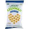 I Heart Keenwah, Quinoa Puffs, Sea Salt Truffle, 3 oz (85 g)