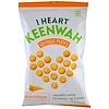 I Heart Keenwah, キヌアパフ, 熟成チェダーチーズ, 3 oz (85 g)