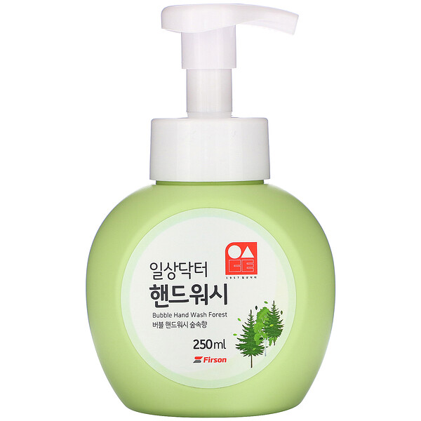 Bubble Hand Wash, Forest, 250 ml