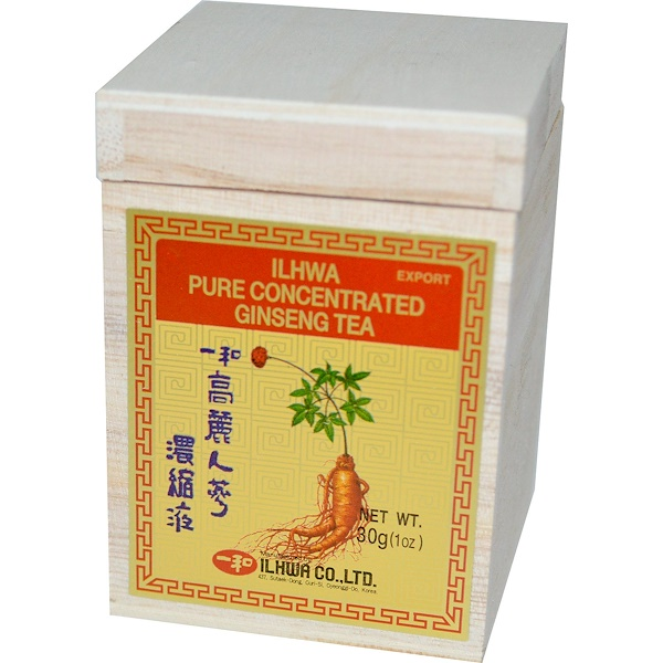Ilhwa, Pure Concentrated Ginseng Tea, 1 oz (30 g) (Discontinued Item)