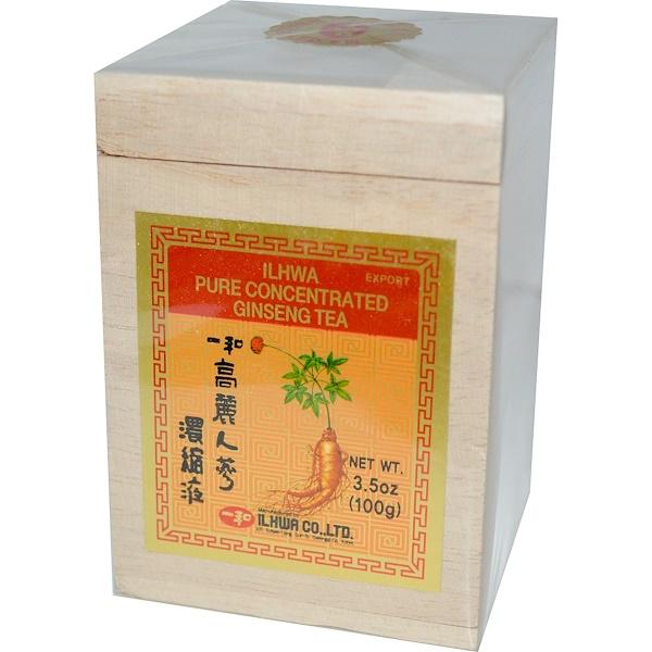 Ilhwa, 퓨어 컨센트레이티드 진셍티, 3.5 온스 (100 그램) (Discontinued Item)