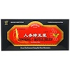 Imperial Elixir, Ginseng and Royal Jelly, 30 Bottles, 0.34 fl oz (10 ml) Each