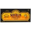 Imperial Elixir, مستخلص الجنسنج السيبيري وغذاء ملكات النحل، خالٍ من الكحول، 4000 ملجم، 10 زجاجات، 0.34 أونصة سائلة (10 مل) لكل زجاجة