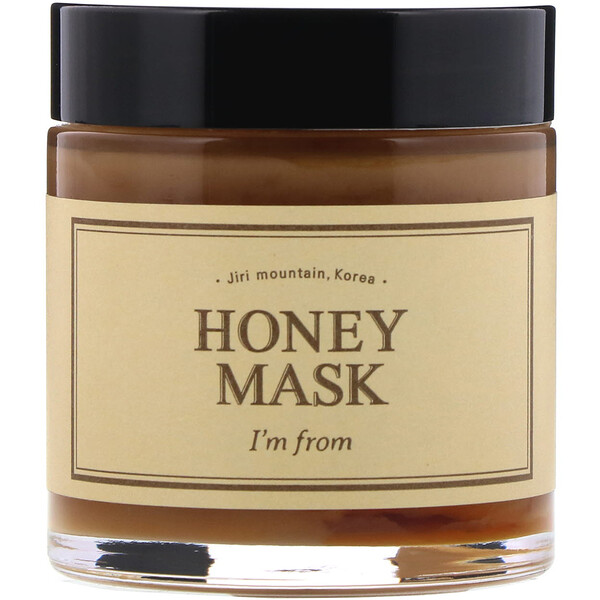 I'm From, Honey Beauty Mask, 4.23 oz (120 g)
