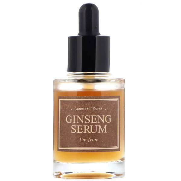 I'm From, Suero con ginseng, 30 ml