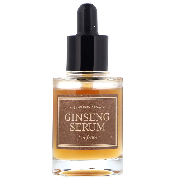 I'm From, Sérum de Ginseng, 30 ml