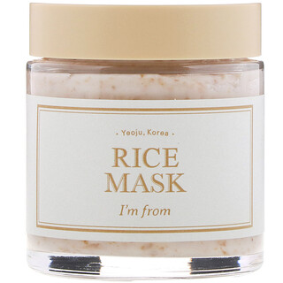 I'm From, рисовая маска, 110г (3,88унции)
