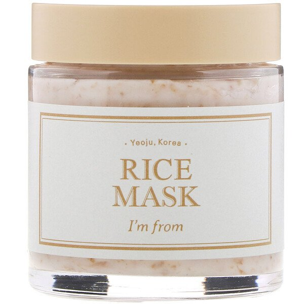 Rice Mask, 3.88 oz (110 g)