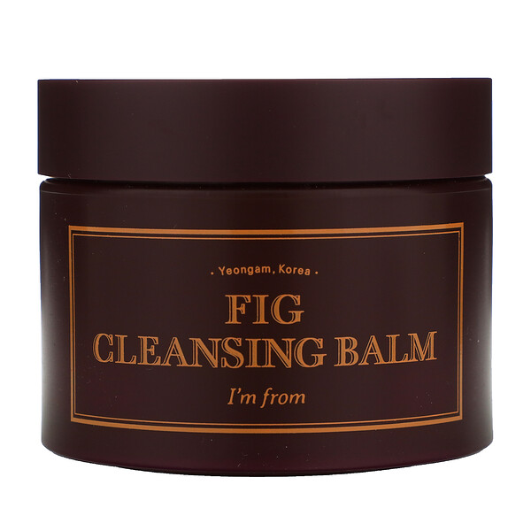 I'm From, Fig Cleansing Balm,3.38 盎司(100 毫升)