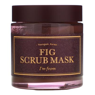 Купить I'm From Fig Scrub Mask, 4.23 fl oz (120 g)