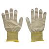 Kosette, Copper Antimicrobial Gloves, Medium, 1 Pair