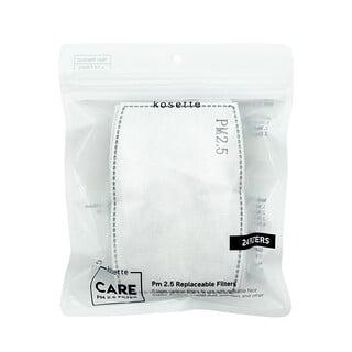 Kosette, فلتر PM 2.5 قابل للاستبدال، 24 فلترًا