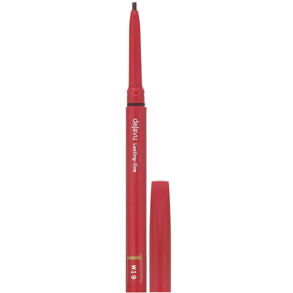 Dejavu, Lasting-Fine Retractable Eyeliner Pencil, Dark Brown, 0.005 oz (0.15 g)