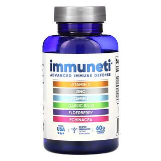immuneti, Advanced Immune Defense, 60 Vegetarian Capsules