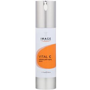 Image Skincare, Vital C Hydrating Anti-Aging Serum, 1.7 fl oz (50 ml) отзывы