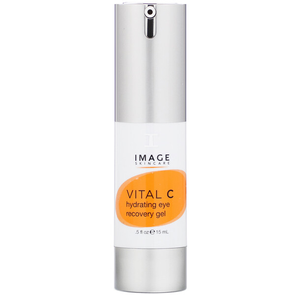 Image Skincare, Vital C Hydrating Eye Recovery Gel, 0.5 fl oz (15 ml)