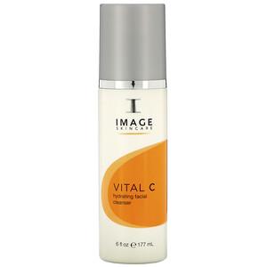Image Skincare, Vital C Hydrating Facial Cleanser, 6 fl oz (177 g) отзывы покупателей