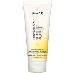 Image Skincare, Prevention + Daily Hydrating Moisturizer, SPF 30,  3.2 oz (91 g) отзывы