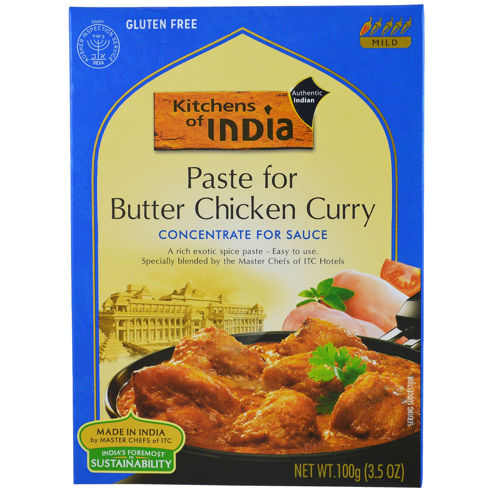 kitchens of india paste for butter chicken curry concentrate for rh iherb com kitchens of india butter chicken walmart kitchens of india butter chicken curry paste