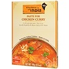 Kitchens of India, Paste for Chicken Curry, Concentrate For Sauce, Medium, 3.5 oz (100 g)
