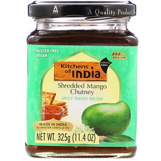 Kitchens of India, Shredded Mango Chutney, 11.4 oz (325 g)