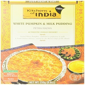 Китченс оф индия, Petha Halwa, White Pumpkin & Milk Pudding, 8.8 oz (250 g) отзывы