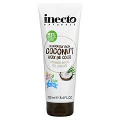 Inecto, 椰子沐浴露,8.4 液量盎司(250 毫升)