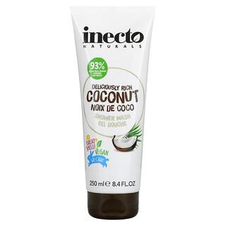 Inecto, Coconut Shower Wash, 8.4 fl oz (250 ml)