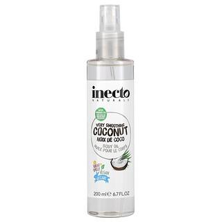 Inecto, Coconut Body Oil, 6.7 fl oz (200 ml)