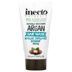 Inecto, Superbly Restoring Argan,髮膜,5.0 盎司(150 毫升)