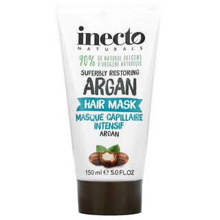 Inecto, Superbly Restoring Argan, Hair Mask, 5.0 fl oz (150 ml)
