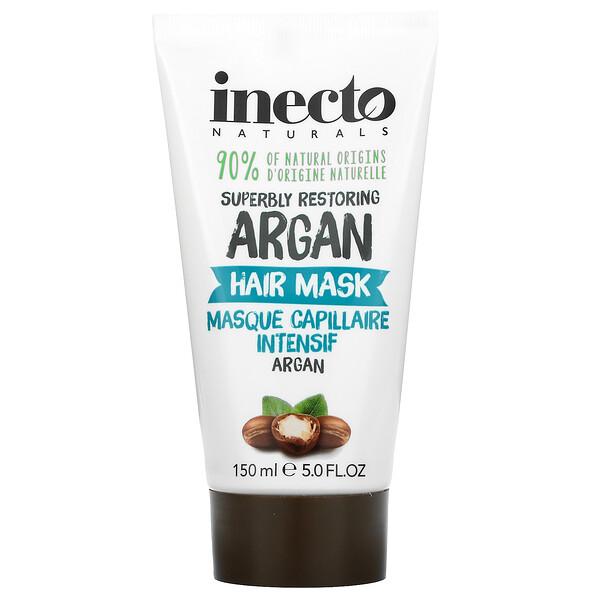 Superbly Restoring Argan, Hair Mask, 5.0 fl oz (150 ml)