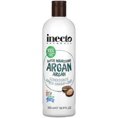Купить Inecto Super Nourishing Argan, Conditioner, 16.9 fl oz (500 ml)
