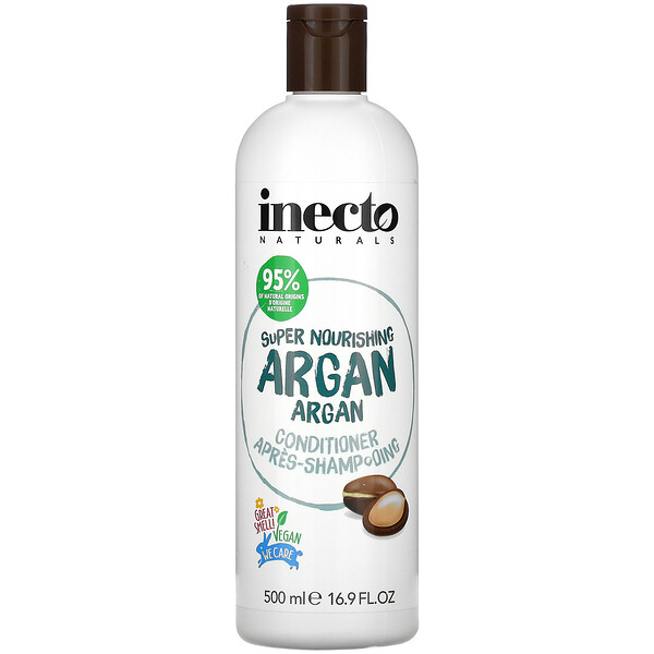 Inecto, Super Nourishing Argan, Conditioner, 16.9 fl oz (500 ml)