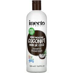 Inecto, Mmm 保濕椰子洗髮水,16.9 盎司(500 毫升)