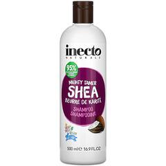 Inecto, Mighty Tamer Shea,洗髮水,16.9 盎司 (500 毫升)