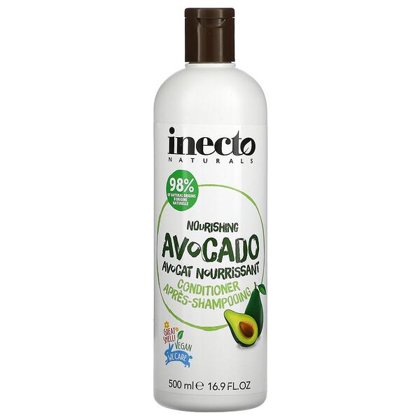 Nourishing Avocado Conditioner,  16.9 fl oz (500 ml)