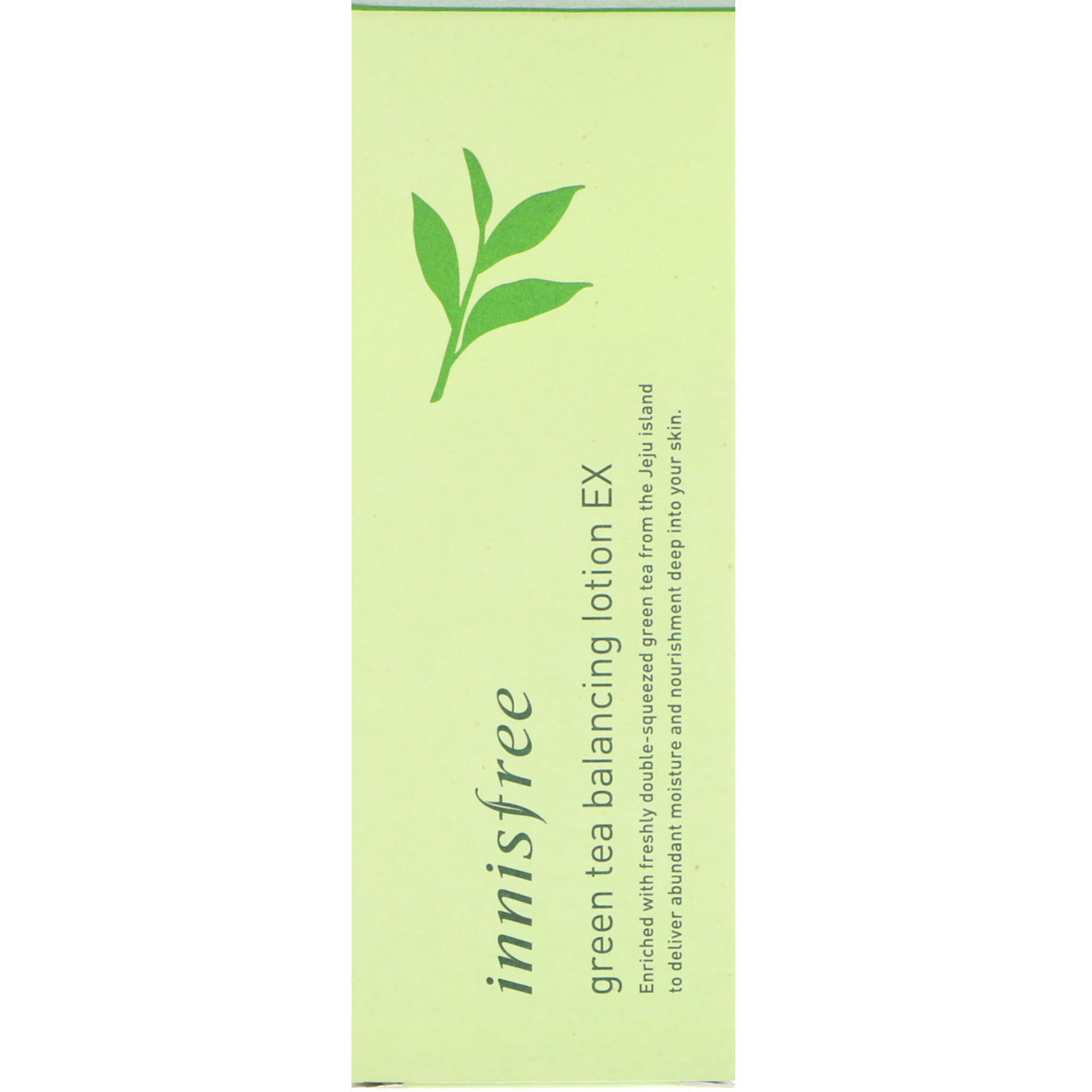 Innisfree Green Tea Balancing Lotion Ex 160 Ml Special Kit 4 Items
